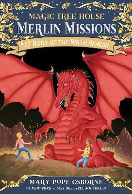 Night Of The Ninth Dragon by Mary Pope Osborne