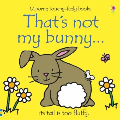That's not my bunny... book