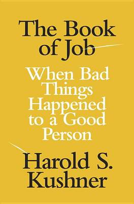 Book Of Job book