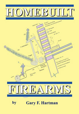 Homebuilt Firearms by Gary F Hartman