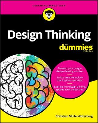 Design Thinking For Dummies book