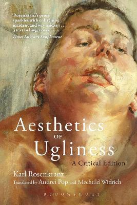 Aesthetics of Ugliness book