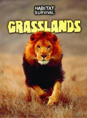 Grasslands by Buffy Silverman