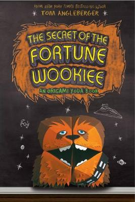 Secret of the Fortune Wookiee book