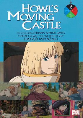 Howl's Moving Castle Film Comic, Vol. 2 by Hayao Miyazaki