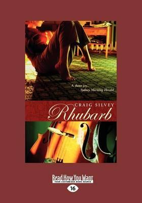 Rhubarb book