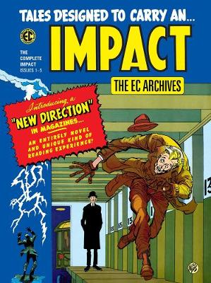 The Ec Archives: Impact book