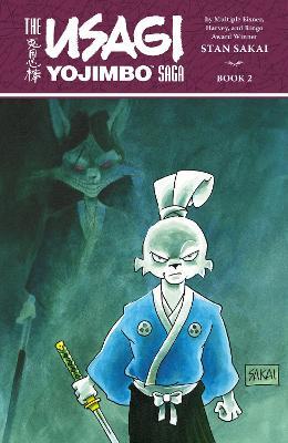 Usagi Yojimbo Saga Volume 2 (second Edition) book