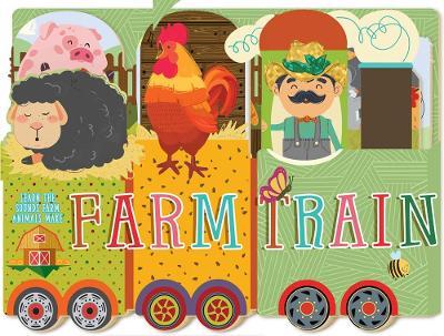 Farm Train book