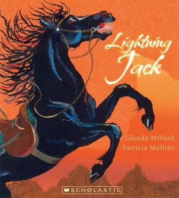 Lightning Jack HB by Glenda Millard