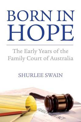 Born In Hope by Shurlee Swain