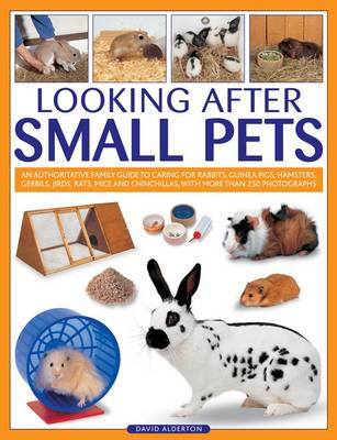 Looking After Small Pets book