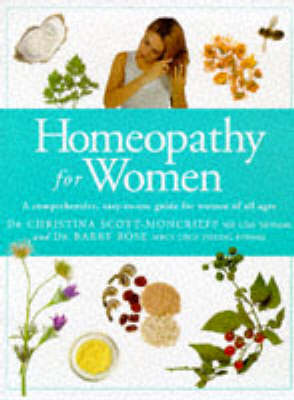 HOMEOPATHY FOR WOMEN by Barry Rose