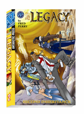 Fred Perry's Legacy Second Inheritance Color Manga v. 2 by Fred Perry