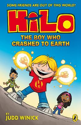 Hilo: The Boy Who Crashed to Earth (Hilo Book 1) book