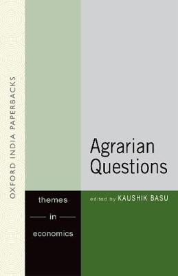 Agrarian Questions by Kaushik Basu