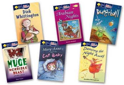 Oxford Reading Tree: All Stars: Pack 3A: Pack (6 Books, 1 of Each Title) by Kes Gray