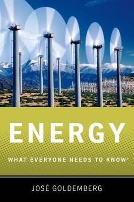 Energy by Jose Goldemberg