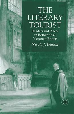 Literary Tourist book