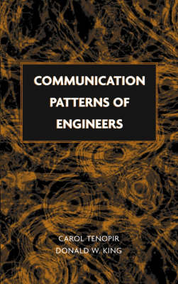 Communication Patterns of Engineers book
