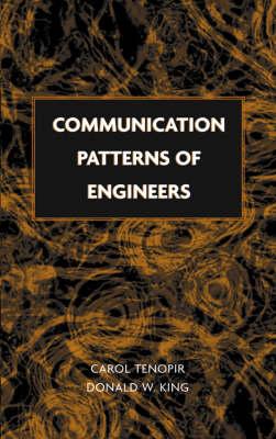 Communication Patterns of Engineers by Carol Tenopir