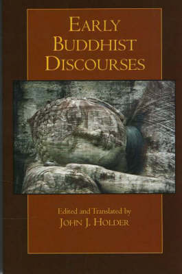 Early Buddhist Discourses book