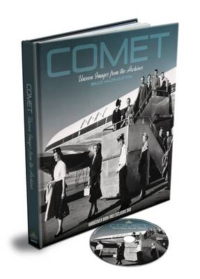 Comet H/C plus DVD: Unseen Images from the Archives by Bruce Hales-Dutton