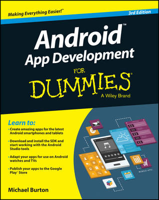 Android App Development for Dummies, 3rd Edition by Michael Burton