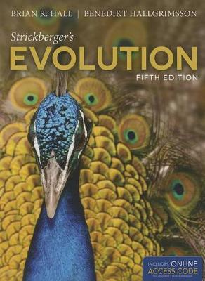 Strickberger's Evolution by Benedikt Hallgrimsson