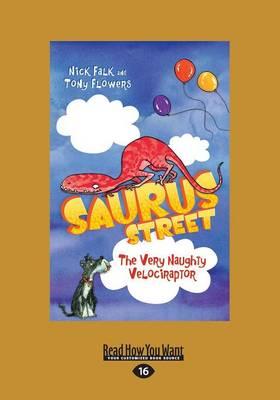 Saurus Street 3 by Tony Flowers