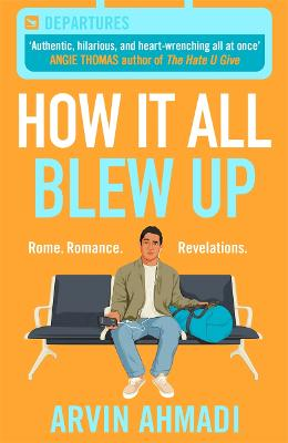 How It All Blew Up book