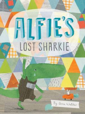 Alfie's Lost Sharkie book