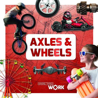 Axels and Wheels book