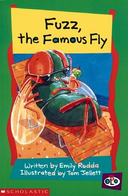 Fuzz, the Famous Fly by Emily Rodda