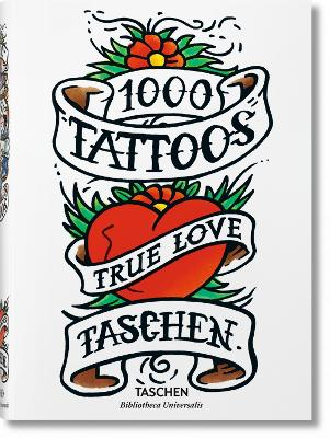 1000 Tattoos by Burkhard Riemschneider