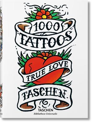 1000 Tattoos by Burkhard Riemschneider
