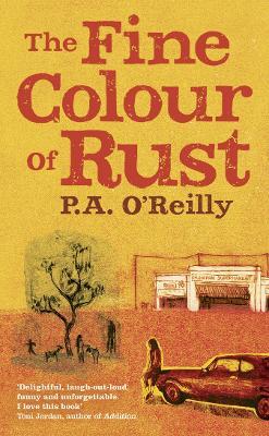 Fine Colour of Rust book