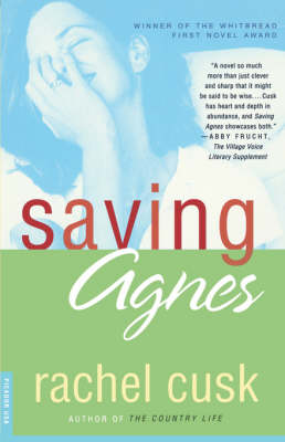 Saving Agnes by Rachel Cusk