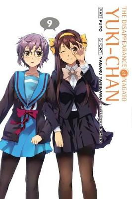 Disappearance of Nagato Yuki-chan, Vol. 9 book