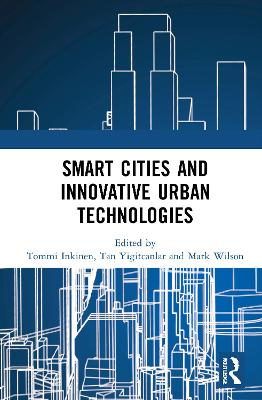 Smart Cities and Innovative Urban Technologies book