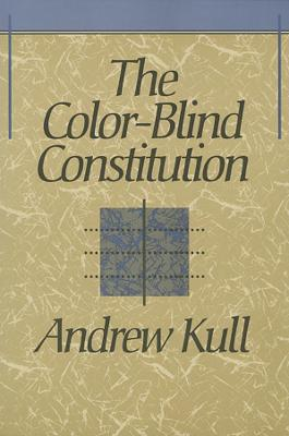 Color-blind Constitution book