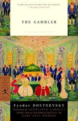 Mod Lib The Gambler book