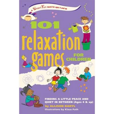 101 Relaxation Games for Children book