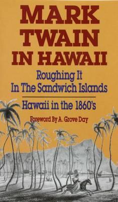Mark Twain in Hawaii book