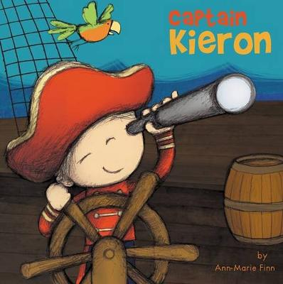 Captain Kieron by Ann-Marie Finn