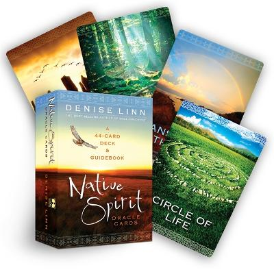 Native Spirit Oracle Cards: A 44-Card Deck and Guidebook by Denise Linn