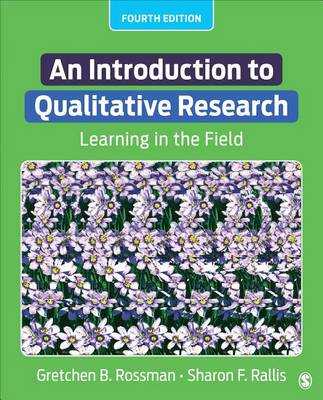 An Introduction to Qualitative Research by Gretchen B. Rossman