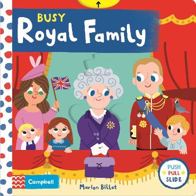 Busy Royal Family book