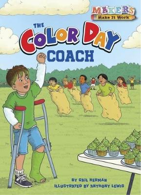 The Color-Day Coach by Gail Herman
