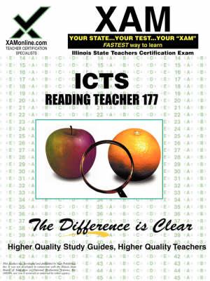 Ilts Reading Teacher 177 Teacher Certification Test Prep Study Guide by Sharon A Wynne